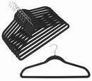 Slim-Line Black Shirt/Pant Hanger