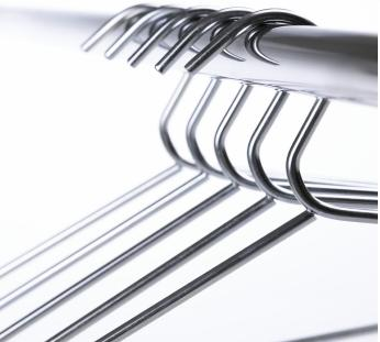 Metal Hangers For Home Or Retail Use At The Hanger Depot